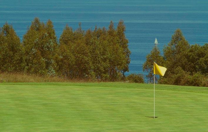 Campo Golf Rasa